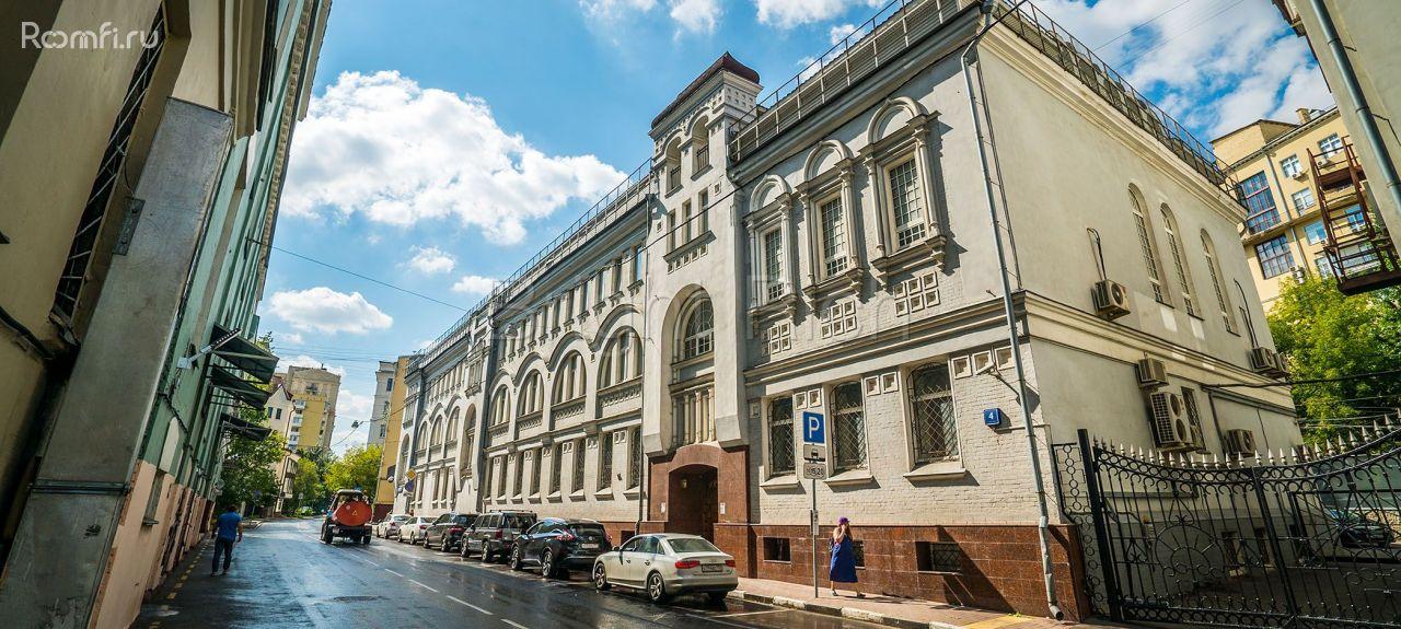 Аренда офиса Монетчиковский 4-й переулок Аренда офисных помещений Полосухина улица
