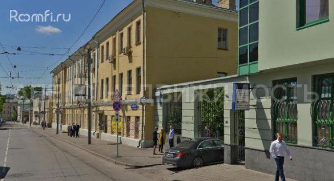 Снять помещение под офис Елоховский проезд поиск Коммерческой недвижимости Нагорный бульвар
