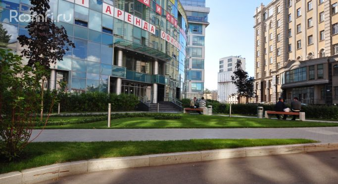 бизнес-центр садовническая 4 стр 1 салон красоты