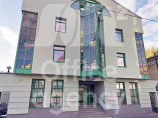 Прямая аренда офисов метро бауманская, красные ворота офисные помещения Федора Полетаева улица