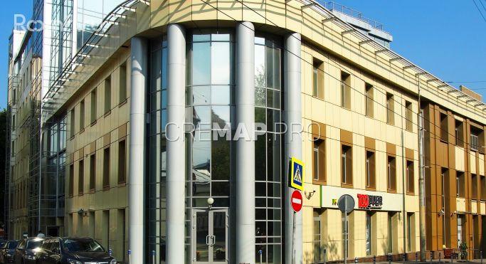 Арендовать офис Доброслободская улица офисные помещения Мартыновский переулок