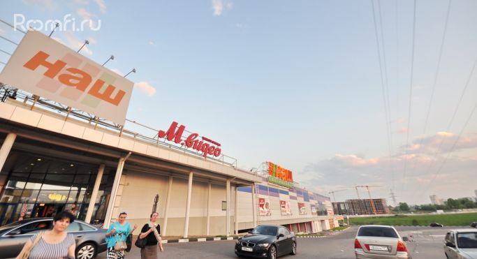 Мосмарт на боровском шоссе магазины аренда офисов Снять помещение под офис Льва Толстого улица