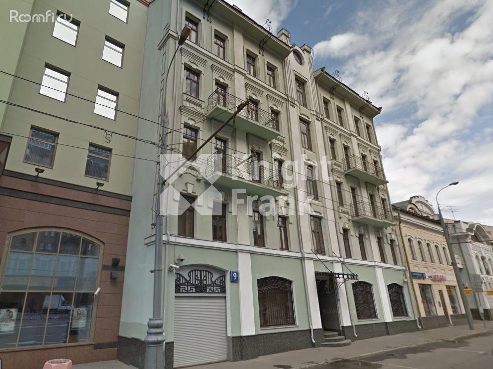Аренда офиса ул.долгоруковская помещение для персонала Третьяковская