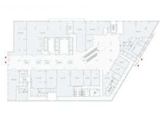 Аренда торгового помещения 352 м²