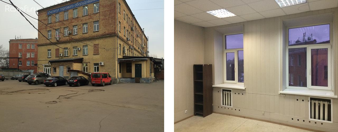 Аренда офисов от собственника Кабельная 3-я улица аренда склада и офиса на коровинском шоссе в москве