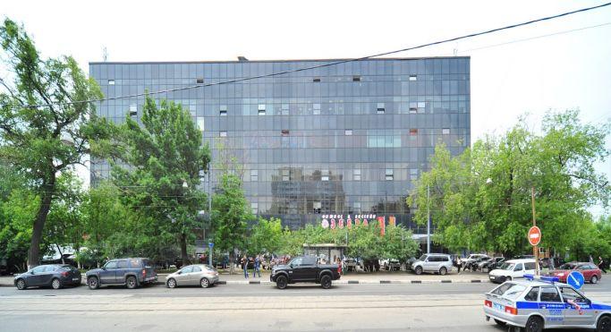 Аренда офисных помещений Краснобогатырская улица аренда офиса класс c москва