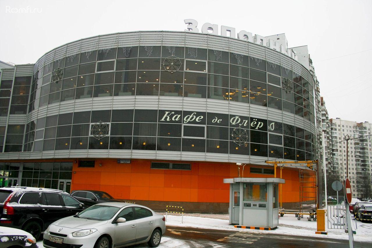 Тц западный рублевское шоссе